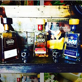 Tequilas la fondue mexicana