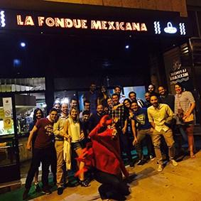 ext amigos fondue mexicana