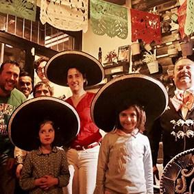 familia la fondue mexicana