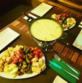 fondue suiza la fondue mexicana