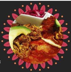 menu 1 la fondue mexicana